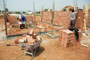 arquitetura em uchoa construção de baldrame para casa