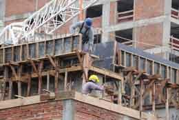 construções em bady bassitt edificação predial de alvenaria