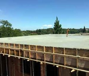 rampa de acessibilidade em olímpia laje piso construção de sobrado