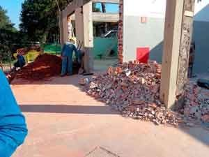 rampa de acessibilidade em rio preto reforma de casas